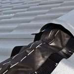 Banda ventilare etansare coama GeoVent2