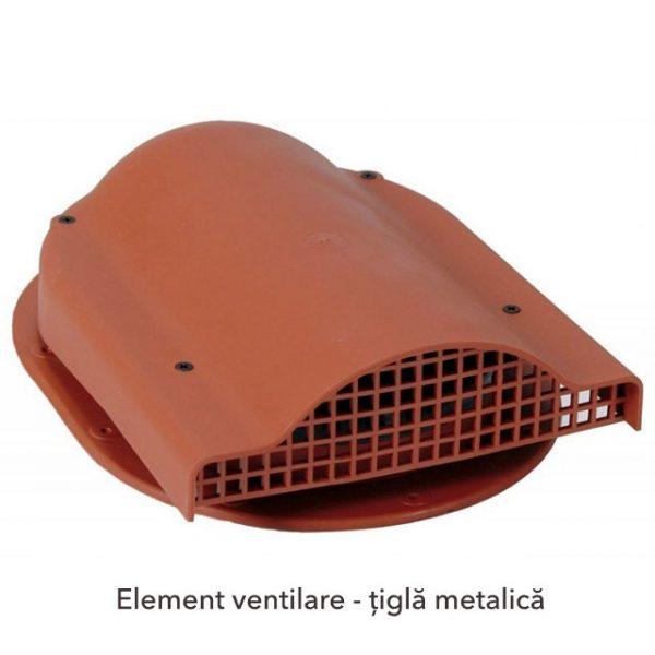 Element-ventilare—tigla-metalica